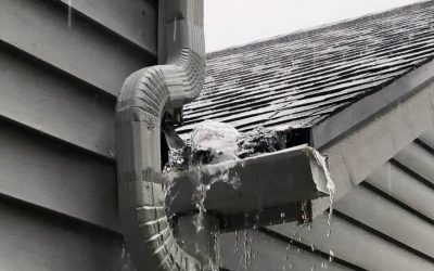 Replace vs Repair: When Is It Time to Replace Gutters?